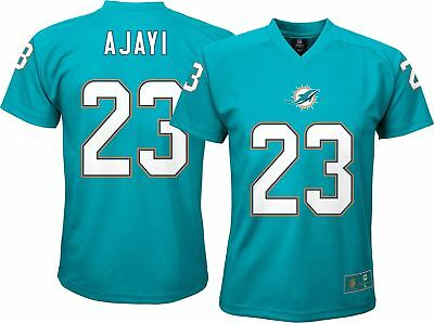 Miami Dolphins Youth T-Shirt NFL Ajayi Player Performance Name & Number Tee