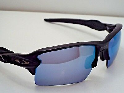 ba9953b7ec8 Authentic Oakley OO9188-58 Flak 2.0 Prizm Deep Water Polarized Sunglasses   245