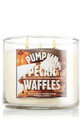 Pumpkin Pecan Waffles (BBWtype)Fragrance Oil Candle/Soap Making  FREE SHIP