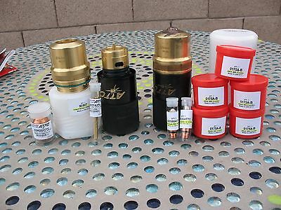 ATTC quick connect Plasma torch heads and consumables
