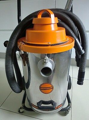 Industrial Commercial 40+ litre Wet & Dry Vacuum Cleaner trolley tools filters