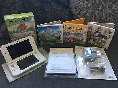 Animal Crossing Happy Home Designer Special Edition New Ds Xl