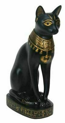 "Egyptian Bastet Collectible Figurine Statue Figure Sculpture Egypt 8.5""Height"