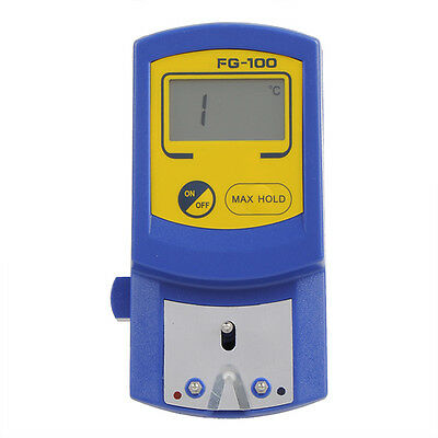 FG-100 Soldering Iron Tip Thermometer Temperature Tester 0-700°C