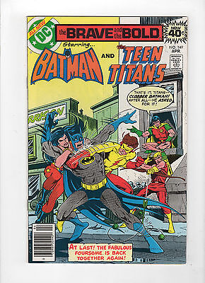 The Brave and the Bold #149 (Apr 1979, DC) - Very Good/Fine