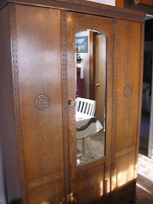 Antique Armoire  LOCAL PICK UP ONLY