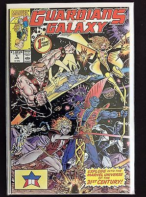 GUARDIANS OF THE GALAXY #1 Lot of 1 Marvel Comic Book - High Grade!