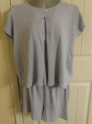 Maternity nursing Pajamas In Due time size medium