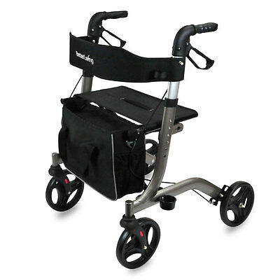 Wheeled Walker - Euro Style - NEW - FREE DELIVERY