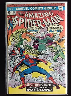 AMAZING SPIDER-MAN #141 Lot of 1 Marvel Comic Book - High Grade!