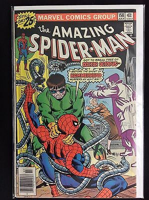 AMAZING SPIDER-MAN #158 Lot of 1 Marvel Comic Book!