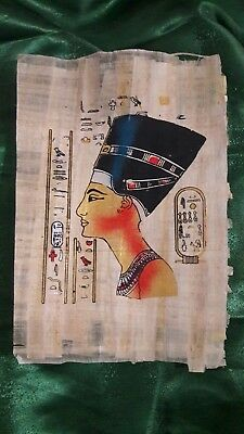 Art Painting on Papyrus The Ancient Egyptian Papyrus Paper