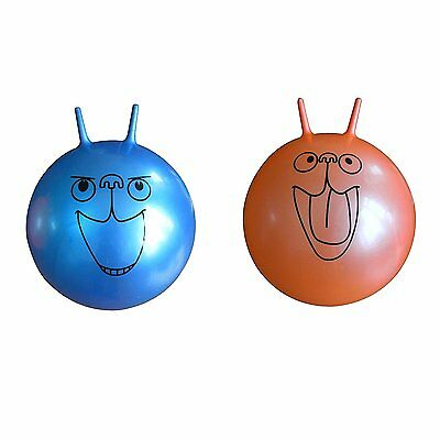 BB Tradesales Giant Retro Space Hopper for Adults (Orange) - Suitable for Adults