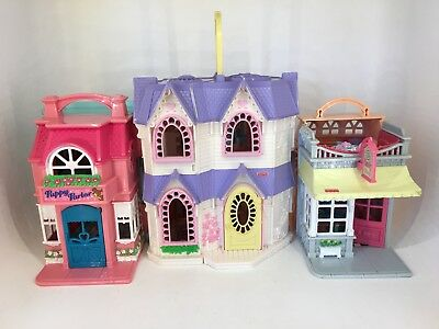 Fisher Price - Sweet Streets (Mini Loving Family) Dance Studio & Candy Store