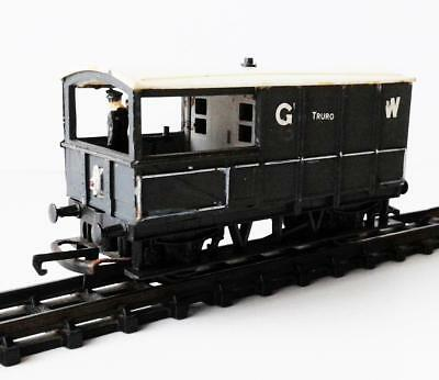 HORNBY - R714 GWR BRAKE VAN - HO/OO guage with box includes guard