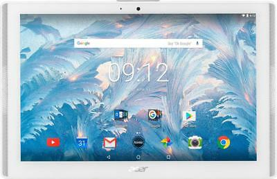"Acer - ICONIA ONE 10 - 10.1"" - Tablet - 32GB - Marble white"