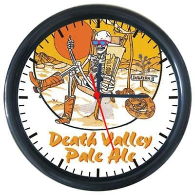 Death Valley Pale Ale Drinks Beverage Beer Logo Sign Round Wall Clock