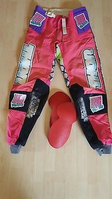 Thor Racing MX Enduro Hose Pants Retro