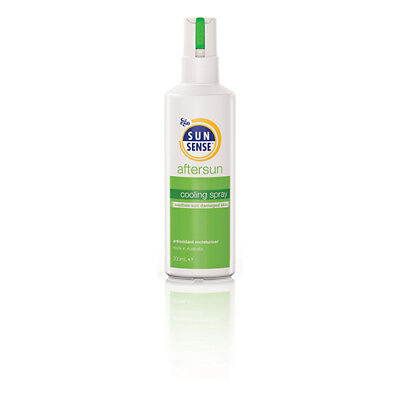 NEW SunSense Aftersun Spray Aftersun Cooling Spray 200g Sun Protection Sunscreen