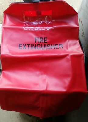 Joblot of Fire Extinguisher Covers X41