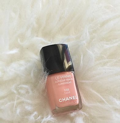 Chanel vernis a ongles 568 tulle