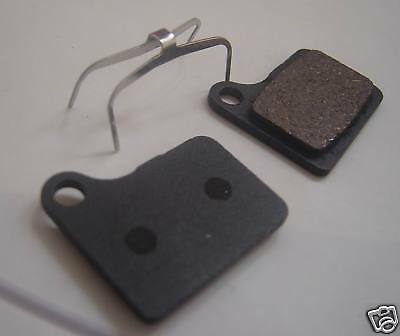 1 Pair Shimano Deore BR-M556 BR-M555 Ceramic Pro Disc Brake Pads OBE Bike MTB DH
