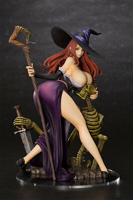 OrchidSeed Dragon's Crown - Sorceress 1/7 Complete Figure