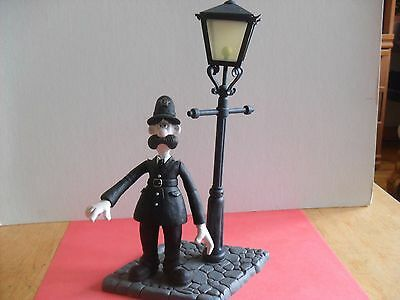 Wallace And Gromit  Toy Figure PC Mackintosh The Curse Of The Were-Rabbit