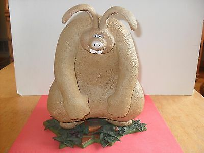 Wallace And Gromit Toy Figure Bunny The Curse Of The Were-Rabbit