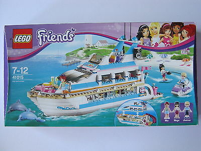 lego friends 41015 yacht eur 45 50 picclick de. Black Bedroom Furniture Sets. Home Design Ideas