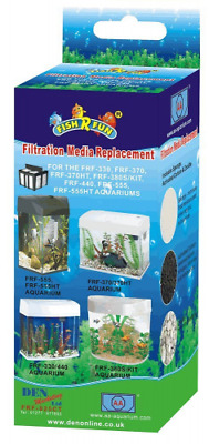 2 x Boxes of Fish r Fun FRF-025CT Filter Media Cartridges