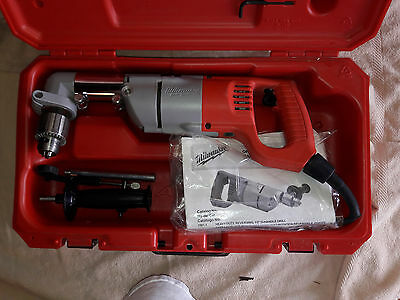 Bauer 13 Amp 2 Speed 1 2 In Heavy Duty Right Angle Drill