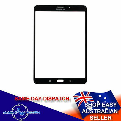 Original Black Front Glass Screen for Samsung Galaxy Tab S2 8.0 T715 T710