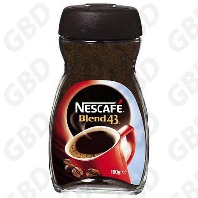 Nescafe Blend 43 Coffee 100Gm
