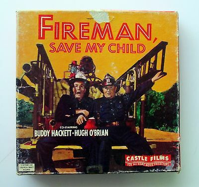 Fireman - Save My Child Castle Films No.1029 RARE