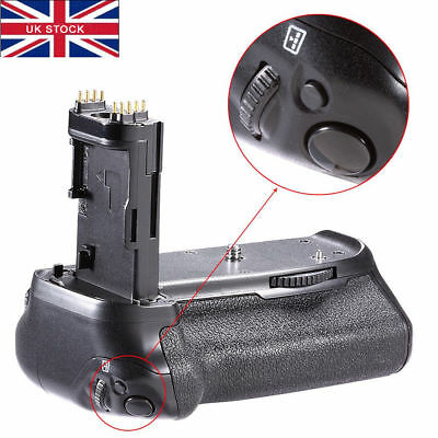 Neewer Battery Grip Holder Work with LP-E6Battery for Canon EOS 70D 80D Camera