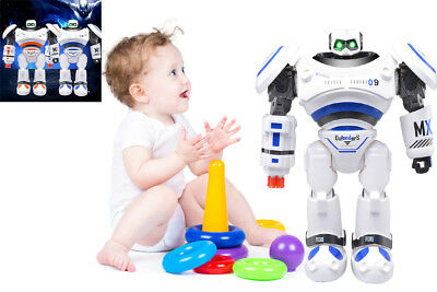 JJRC smart Dancing Robot Musical Kids Fun Toy Figure Spins And Side Steps