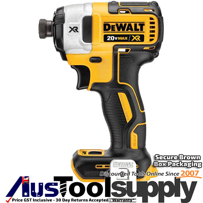 "Dewalt #1 Xr 18V / 20V Max Brushless 3-Speed 1/4"" Hex Impact Driver  Dcf887"