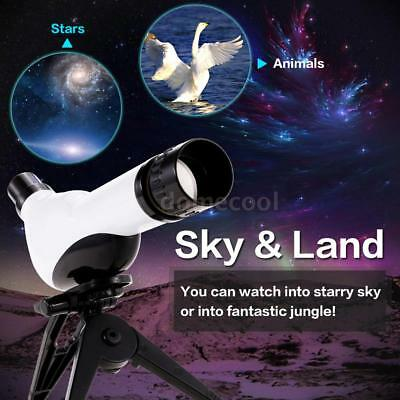 CHANG SHENG TOYS Science Telescope Toy Three Different Eyepieces for Kids W7E7