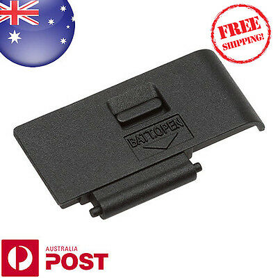 Replacement Battery Door for Canon 550D and 600D - QUALITY - AUSPOST - Z514F