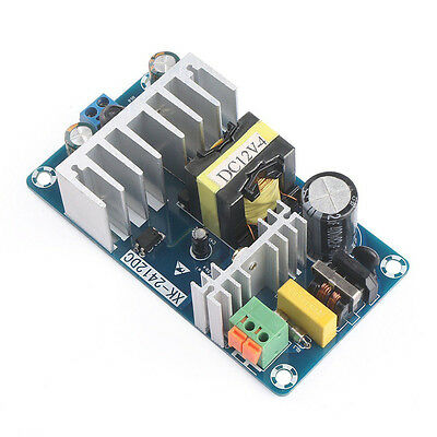 AC 85-265V to DC 12V 8A AC/DC 50/60Hz Switching Power Supply Module Board #K