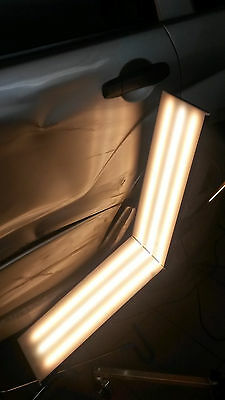 PDR 3x Stripes LED Lights Tools 88cm Length with Dimmer - 3xLED Combinations