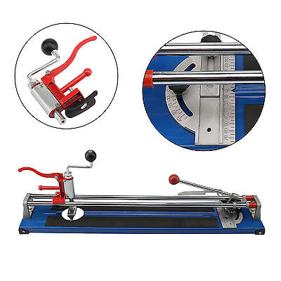 600mm Tile Cutter Shaper Kit Heavy Duty Manual Ceramic Cutting 3 In 1 Kit Tool