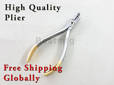 Detailing Step Pliers 1 mm Dental Orthodontic Wire Bending Forming Pliers 1 Pcs