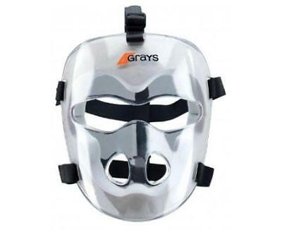 Grays Facemask in Clear