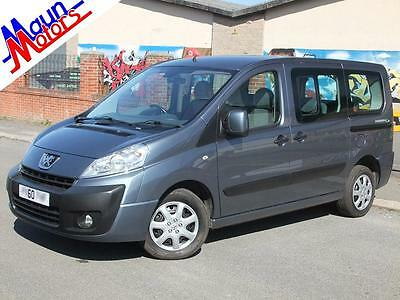 2010 '60' Peugeot Expert Tepee Leisure Independence. WAV, L1 HDi 120PS, 6 Seats.