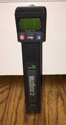 Guaranteed Working Welch Allyn MicroTymp 2 Tympanometer 23640 with a New Battery