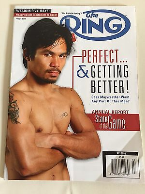 Ring Magazine ( July 2009 )