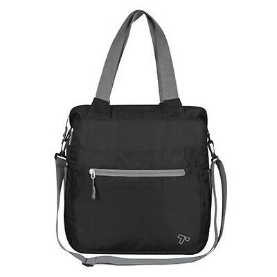 Travelon Lightweight Folding Crossbody Tote