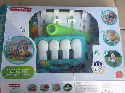 Fisher Price Piano-Gym